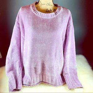 Max Studio Chenille Pullover sweater XL